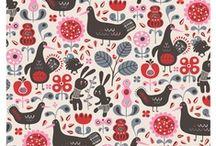 patterns  / by Ivanka Yastrebov