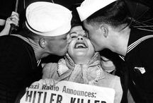 The Greatest Generation / World War II from both sides  / by Savannah Hayes