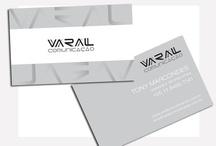 tags / cartões pessoais / cartões de visita
