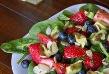 Salads and Sandwiches / by Katie Stewart