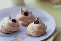 Meringues, Pavelovas & Nougats / L'ingrédient principal est le blanc d'oeuf.