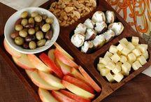 Skinnier snacks & meals / by Katie Stewart