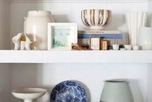 Decor Styling & Accessorizing / furniture arrangement inspiration, storage inspiration, interior design, home decor, organization ideas, bookshelves, full wall bookshelves, built-in wall shelves