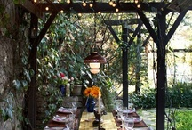 Outside Decor / by Jamie Ballew