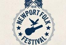 Newport Folk Fest I Love You!