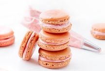 ♡ Macarons ♡ / French macarons - tips, recipes, boutiques.  / by Bake Love Give