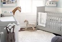 Nursery Plans / by Rada Trimble