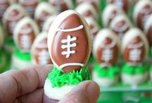 Football Treats and Sweets! / by bake.love.give.