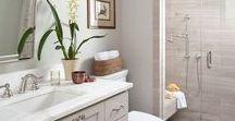 Westchester Coastal Master Bathroom