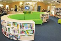 Library Furniture - Randford Primary School / Our latest library fitout! Thanks you to the wonderful staff at Randford Primary School.