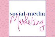 Social Media Marketing / social media marketing, social media marketing tips, instagram, twitter, facebook, periscope, youtube, google plus, marketing strategy, new marketing strategies, digital marketing