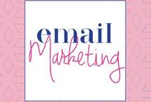Email Marketing / email marketing tips, how to grow your email list, mailchimp, constant contact, convert kit, aweber, infusion soft, how to create a newsletter, how to create an email opt in, lead magnet, lead magnet ideas, opt in ideas