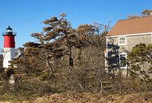 My old cottage in Eastham MA / This was my vacation home, someone else owns it now. Treasured memories. Photos mine.