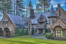 Amazing Architecture / From tiny houses to mansions, old style to modern day architecture