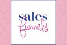 Sales Funnels / Sales funnels, how to create a sales funnel, automated sales, email marketing, sales funnels tips, sales funnels social media, sales funnels digital marketing, sales funnels online business