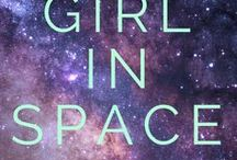 WIP: Girl in Space / A sci-fi audio drama about a girl in space... COMING SOON!  ** Abandoned on a dying ship, she moves through space, her brain buzzing with secrets, intent on survival. But could there be anything out there in that tangled mass of starstuff & time? **  Learn more at https://www.girlinspacepodcast.com/