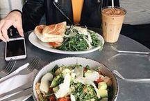 Breakfast // Lunch // Dinner