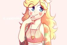 A Star Butterfly / about me