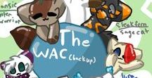 The WACup Backup Board / ARTCLAN Post any art you want, as long as it follows the Clan code CLAN CODE: 1. Be nice!!!! 2. No swearing or inappropriate art 3. Art must be your own! 4. You may invite anyone to the board 5. Please report any problems to the admins or me 6. No new board sections or posting in the sections unless you are leader And finally... 6. HAVE FUN!!!  Leaders: Cinnamon Roll Cat and *Winter Warrior* Admins: orange sherbett Verity Torres