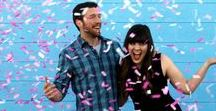 Gender Reveal Ideas / All kinds of cute ideas for Gender Reveal Parties