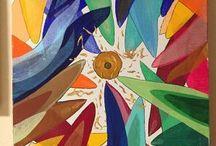 Facebook 長山太一 Taichi Nagayama / 抽象画の色彩アーティスト