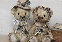 Teddy toys