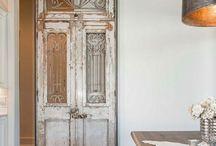 Old doors