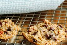 Cookies / All kinds of cookies... chocolate, oatmeal, sugar, frosted, shortbread, you name it. #cookie #cookierecipes