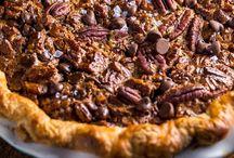 Pies / All sorts of pie recipes...chocolate, fruit, nut, meringue, and more. #pie #pierecipe