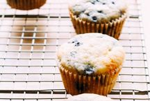 Muffins & Loaves / Muffin, loaf, and scone recipes.  Here you'll find lots of recipes for banana bread, zucchini bread, and lots of other breakfast and brunch baked treats. #muffin #muffinrecipe #breakfastbread #loaf #scone