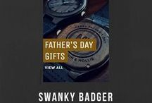 FATHER'S DAY GIFTS / FATHER'S DAY GIFTS An exclusive collection of personalized gifts, just for dad and his big day!