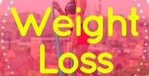 Weight Loss / Lose weight, get fit, workout, weight training, stretching, clean eating, yoga | Lose weight the healthy way
