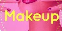 Makeup / Makeup | Beauty, nails, nail art, contouring, eyeshadow, lipstick, dress-up, eyebrows | #Makeup #Lipstick #Contour #Eyebrows #Eyeshadow