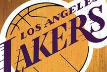 LA Lakers / Show your LA pride & get some amazing Lakers artwork from ScoreArt. Go Los Angeles!