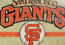 San Fransisco Giants / Think you're a real Giants fan? Prove it. Grab some SF artwork from ScoreArt!