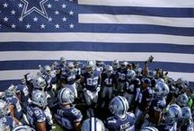Dallas Cowboys / Show your football pride & get some amazing Cowboys artwork from ScoreArt. Go Dallas!