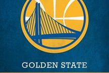 Golden State Warriors / Show your Golden State pride and get some amazing Golden State Warrior artwork from ScoreArt. Let's go Warriors!