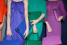 Fashion Focused on Color / by Kelley Brooks