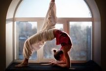 Yoga - Asanas / by Angela Smith