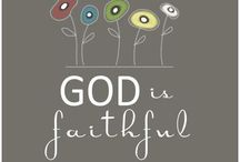 My Faith in God / by Vicki Anderson