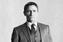 Daniel Craig / Handsome and gorgeous, the one and only Daniel Craig.