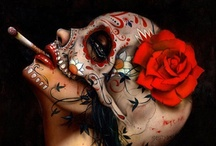 Day of the dead inspiration