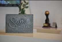 Smith spotted / Smith plaques proudly displayed by our hand-picked collection of boutique hotels around the world…