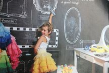 Chalk  / by Amy Quintana