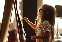 Kids Painting and Crafts / by Amy Quintana