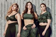 NOLA Activewear / Be Bright. Be Strong. Be Seen! Fusing fashion & function, our new activewear collection, NOLA, inspires plus size women to find well-being and empowerment through fitness and active lifestyle.