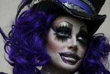 Makeup Art for Crickets / Makeup / by Kelley Higginbotham