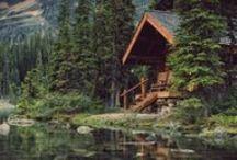Cozy Cabin / Cabin Wilderness