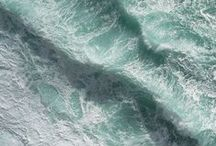 Ocean Bliss / Ocean inspiration for my beads and jewelry.