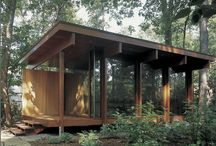 Cabin Ideas / by Marisa